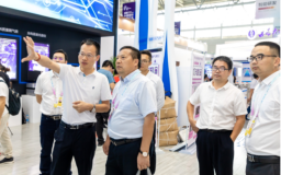 智博会:重庆科技学院展馆系列报道之跟着重科体验未来生活
