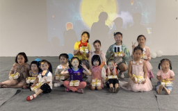 """博济科技园南通左岸意库联合趣童园成功举办""""月饼DIY""""主题活动"""