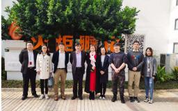 火炬孵化与姑苏区科技镇长团签订战略合作协议
