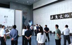 咸宁市科技局一行领导莅临火炬·嘉鱼创客邦参观指导