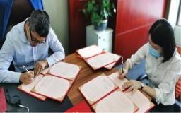 火炬孵化杭州区域与联合银行签订战略合作协议
