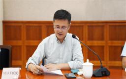 博济F1088受邀参加吴泾镇区域经济发展工作座谈会