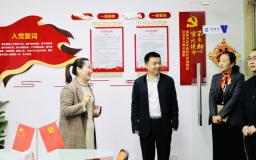 厦门市同安区区委常委、常务副区长李祖光到访火炬孵化