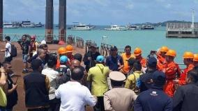 普吉岛沉船调查:无效的预警和失守的预防