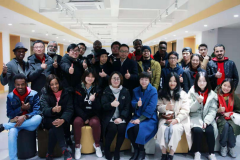 梧桐林创客邦成功举办第二期国际青年创客说