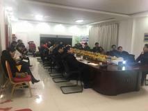 2019年度上海智汇园首次政策宣讲会