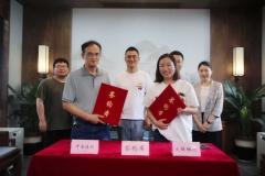 喜讯|火炬孵化与中国建材检验认证集团前缘再续